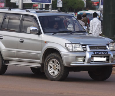 Car renting Kigali