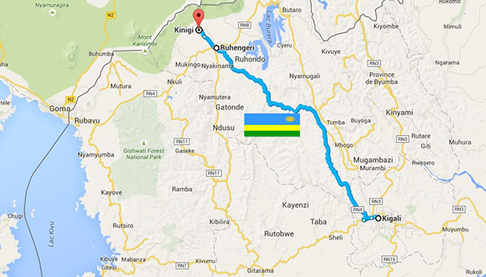Kigali Car Rental Car hire Rwanda 4x4 Self drive Road Trip Rwanda