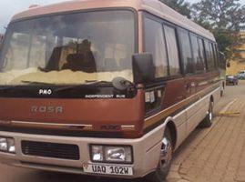 Rent a car in Kigali