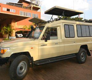 self drive Kigali