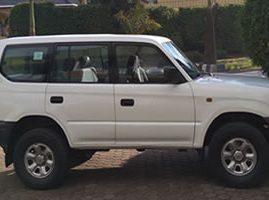 Cars Rentals Kigali