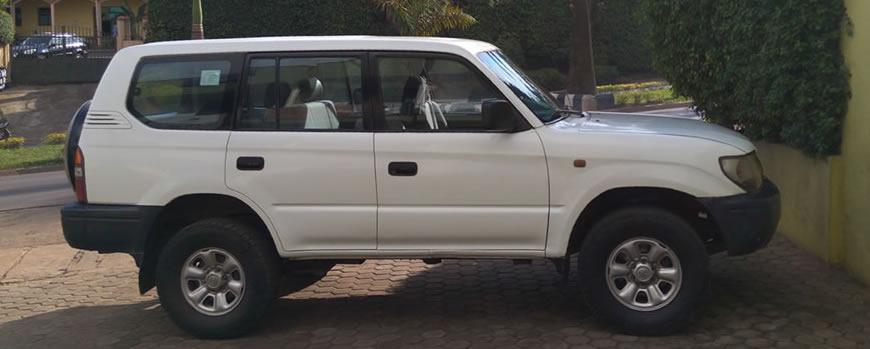 Kigali Car Rental